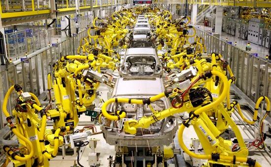Hàn Quốc là nước đầu tiên đánh thuế robot