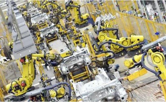 Thị trường robot công nghiệp Trung Quốc phát triển mạnh