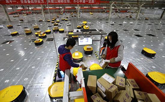 Đội quân robot giúp ngành bán lẻ tăng tốc