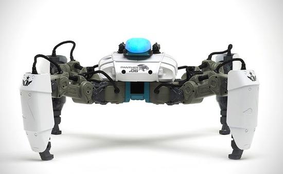 MekaMon - Robot kết hợp thực tế ảo tăng cường