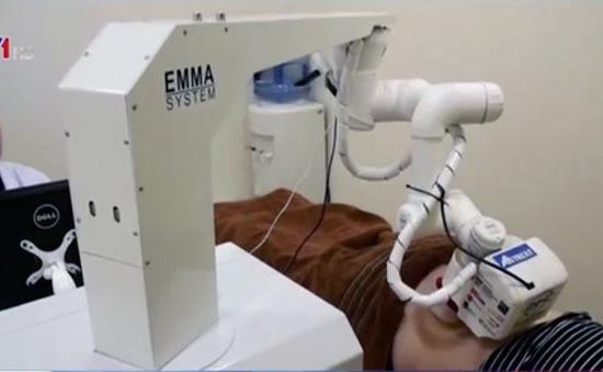 Emma – Robot massage tại các phòng khám ở Singapore