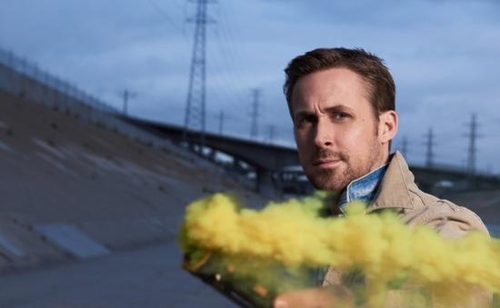 Ryan Gosling - Lịch lãm và bụi bặm