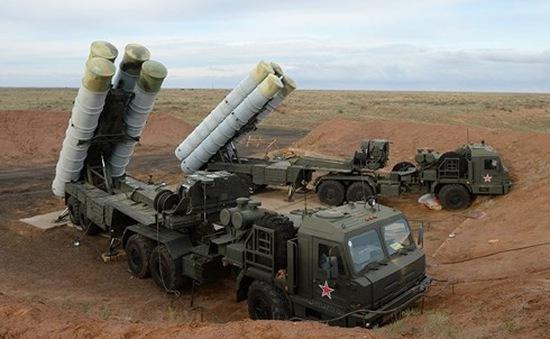 Nga bán tổ hợp phòng không S-400 cho Thổ Nhĩ Kỳ