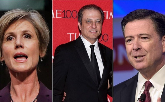7 nhân vật quan trọng rời chính quyền Tổng thống Trump