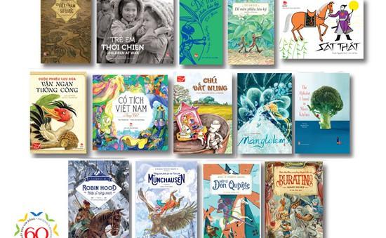 Nhà sách Kim Đồng giảm giá sách nhân dịp hè