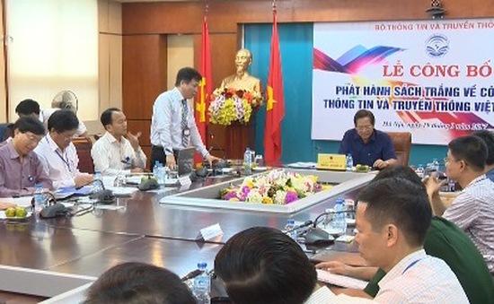 Phát hành Sách trắng về Công nghệ thông tin và Truyền thông Việt Nam