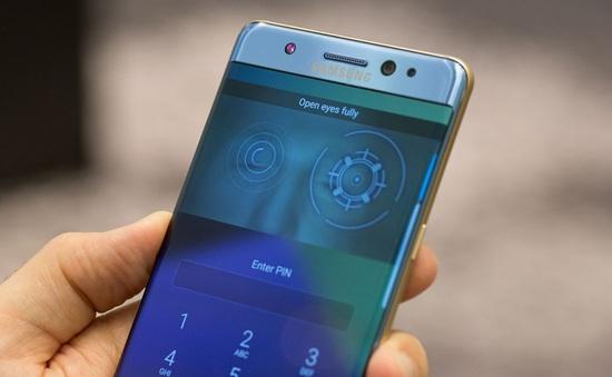Bất chấp sự cố Galaxy Note 7, lợi nhuận của Samsung vẫn tăng gấp đôi