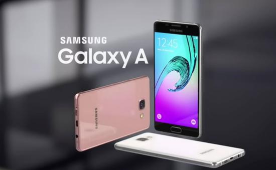 Samsung nâng cấp dòng Galaxy A với thiết kế kim loại, chống nước IP68