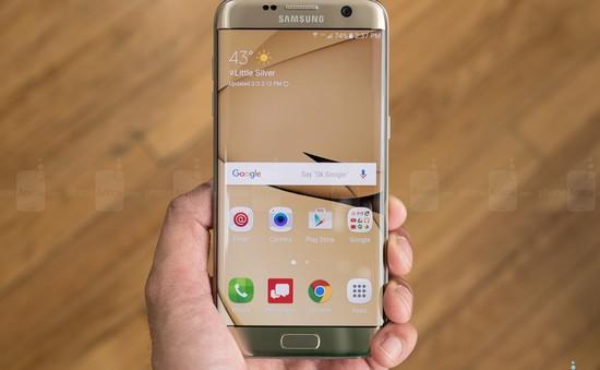 Galaxy S7 edge chưa thể nâng cấp lên Android 7.0 Nougat trong quý I/2017