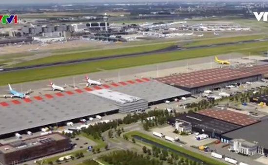 Mô hình sân bay tích hợp đa chức năng tại Hà Lan