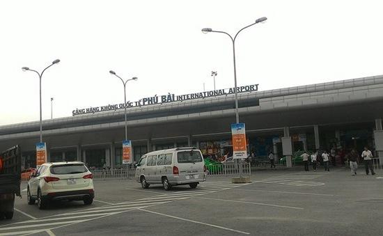Nâng công suất sân bay Phú Bài lên 4 triệu lượt khách/năm