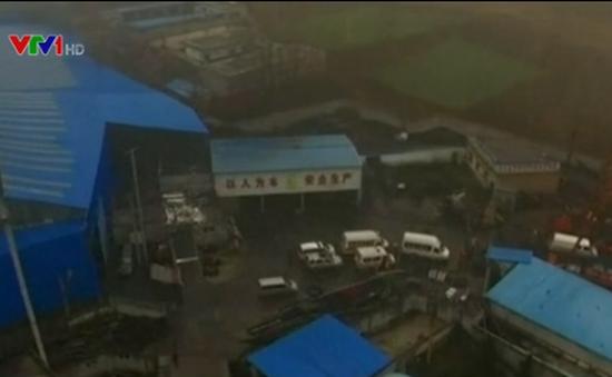 Sập mỏ than ở Trung Quốc, 5 người thiệt mạng
