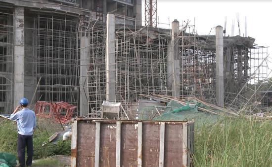 Vụ sập giàn giáo tại Đà Nẵng: 5 công nhân bị thương đã xuất viện