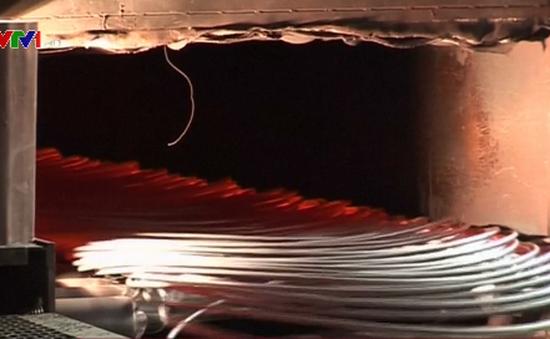 Trung Quốc dự định cắt giảm 50 triệu tấn thép thô