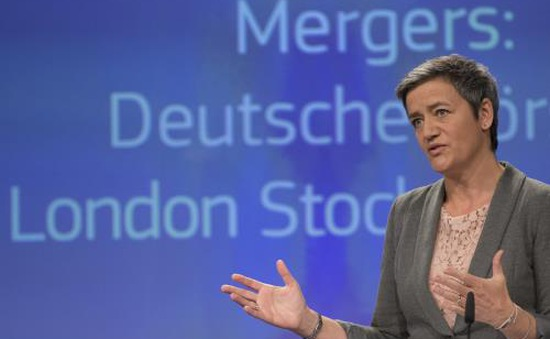 EC chính thức phản đối vụ sáp nhập LSE và Deutsche Boerse