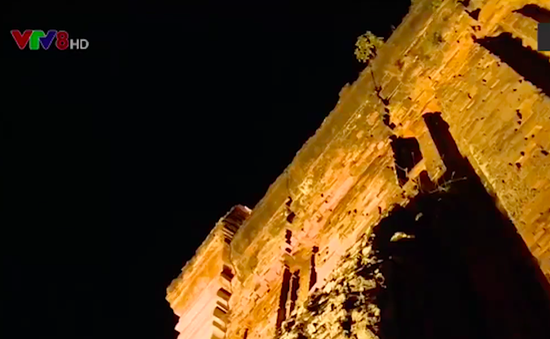 Đêm nghệ thuật truyền thống dưới tháp Chăm