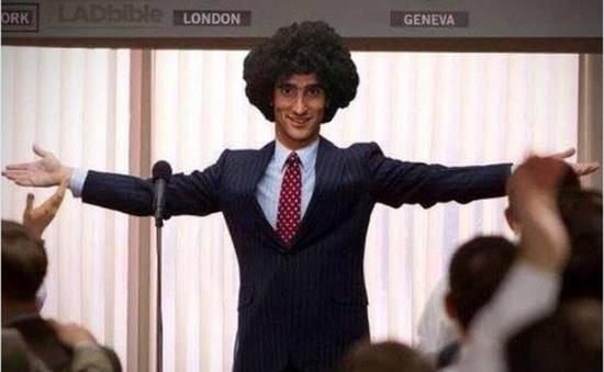 """Cộng đồng mạng sốc vì Fellaini làm đội trưởng Man Utd: """"Tận thế đã đến"""""""