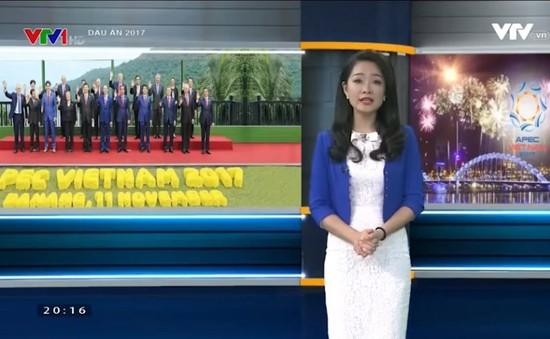 """Xem lại """"Dấu ấn 2017"""" trên VTV News"""