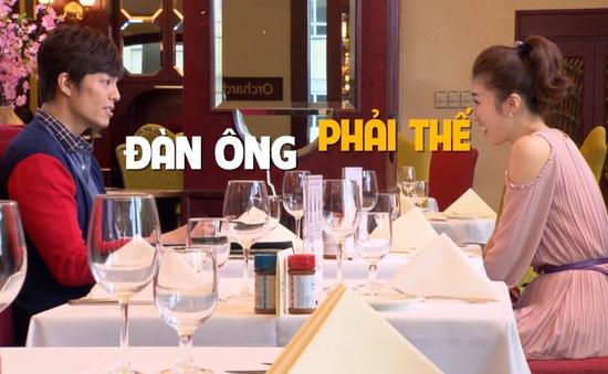 Đàn ông phải thế - Phim Singapore hài hước trên sóng VTV9