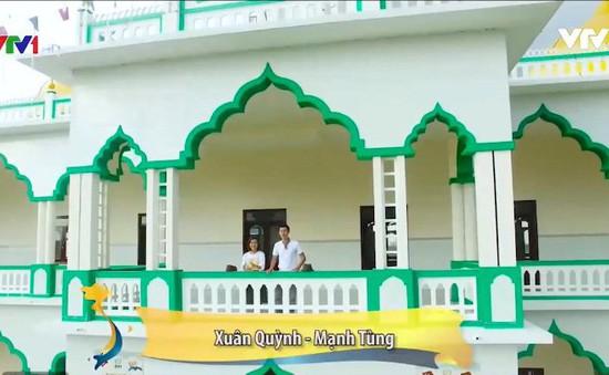 Vẻ đẹp làng Chăm ở An Giang