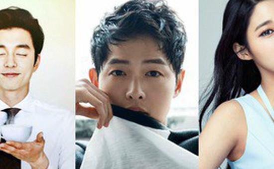 Gong Yoo, Song Joong Ki là sao quảng cáo được yêu thích nhất