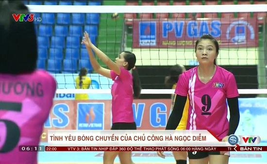 Câu chuyện thể thao: Vì sao Hà Ngọc Diễm quyết định gắn bó cùng CLB Truyền hình Vĩnh Long?!