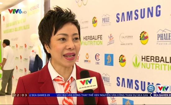 Các HLV và VĐV đặt quyết tâm cao tại SEA Games 29