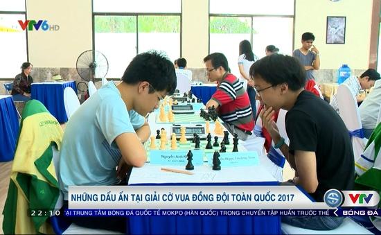 Những dấu ấn tại Giải cờ vua đồng đội toàn quốc 2017