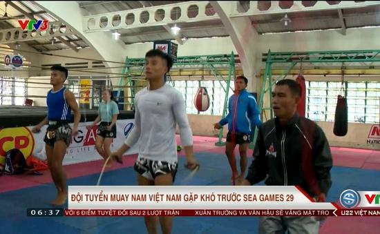 ĐT Muay chuẩn bị cho SEA Games 29