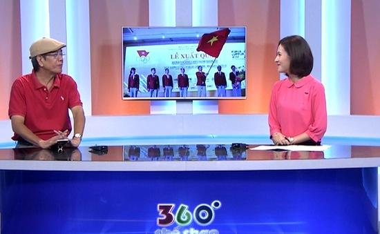 VIDEO: Trò chuyện cùng Nhà báo Nguyễn Lưu về SEA Games 29 và mục tiêu của U22 Việt Nam