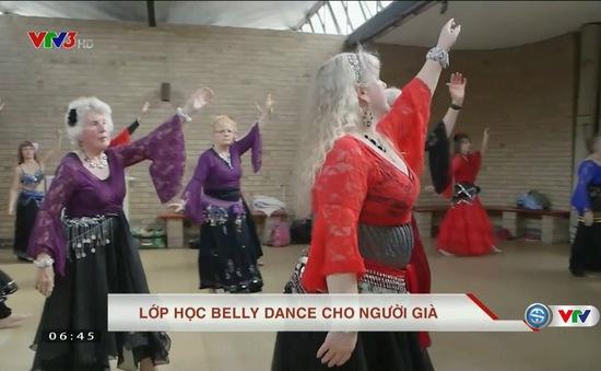 Ấn tượng: Lớp học Belly dance cho người già