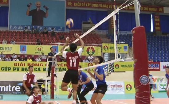 Giải bóng chuyền Siêu cúp Quốc gia 2017: Thể Công ngược dòng ngoạn mục trước Sanest Khánh Hòa