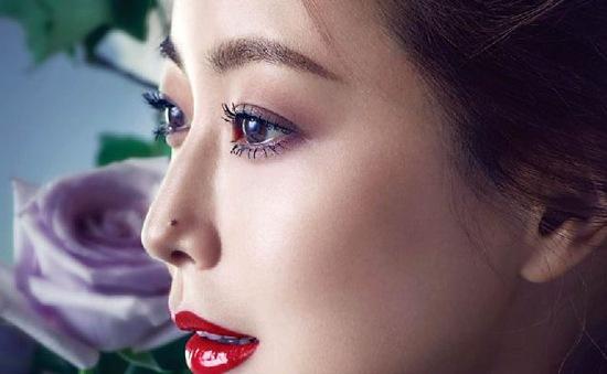 Vẻ đẹp quyến rũ khó cưỡng của Kim Hee Sun