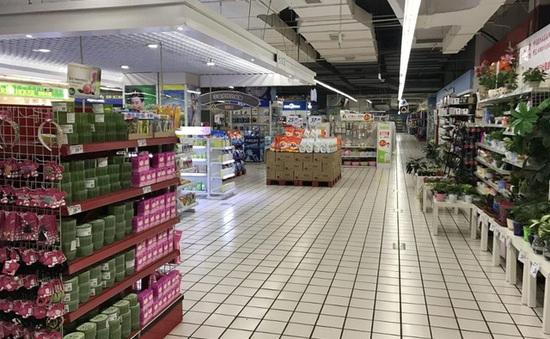 """Hàng hóa Hàn Quốc đang """"vắng bóng"""" trên thị trường Trung Quốc"""