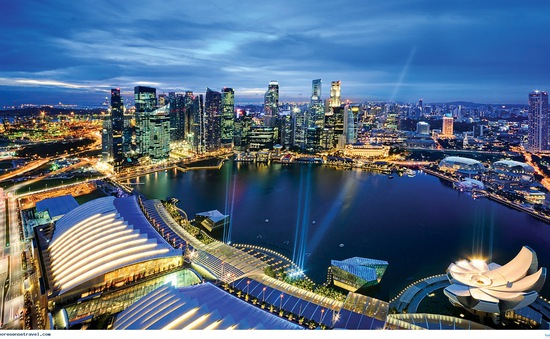 Kinh tế Singapore khởi sắc trong tháng 2