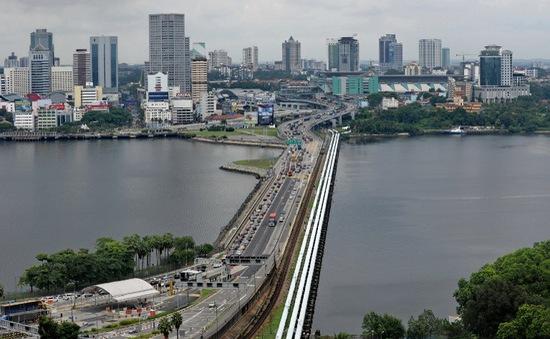 Singapore thu phí đường bộ ôtô mang biển nước ngoài
