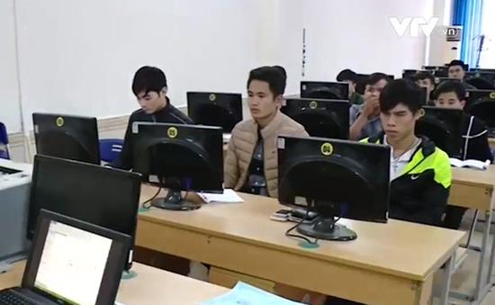 Sinh viên còn thụ động trong tìm việc làm