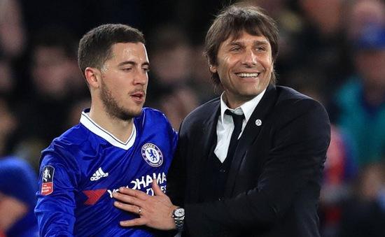 """Conte đem Hazard ra """"dọa"""" cả Premier League"""