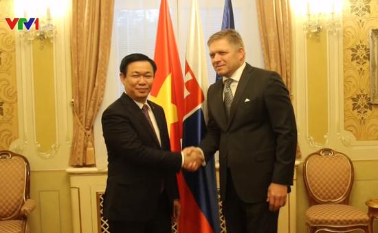 Slovakia ủng hộ việc thúc đẩy quan hệ hợp tác EU - Việt Nam