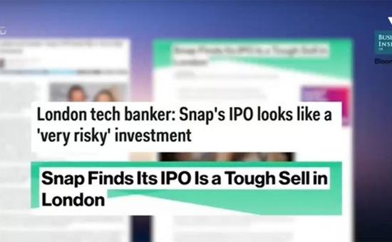 Những thận trọng của giới đầu tư trước vụ IPO của Snapchat