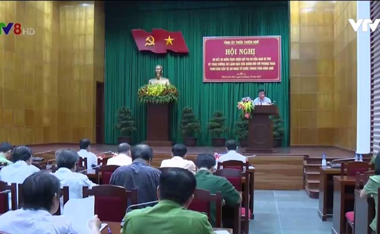 Thừa Thiên Huế: Mỗi năm có hơn 7000 nguồn tin tố giác tội phạm