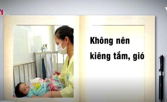 Triệu chứng và cách chăm sóc trẻ bị sởi đúng cách tại nhà