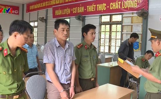 Bắt đối tượng lừa 500 hộ dân ở Sơn La
