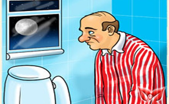 Chớ coi thường chứng tiểu đêm bởi những hậu quả khó lường
