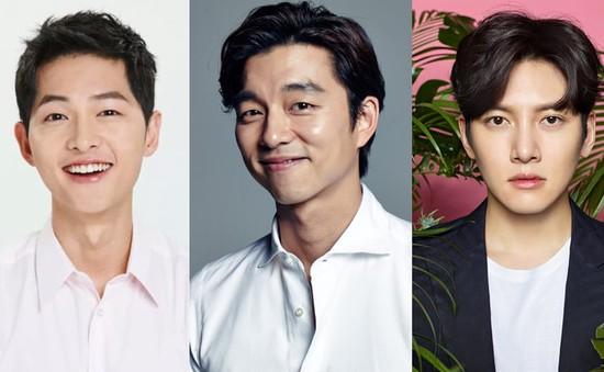 Song Joong Ki là sao nam hút quảng cáo nhất xứ Hàn