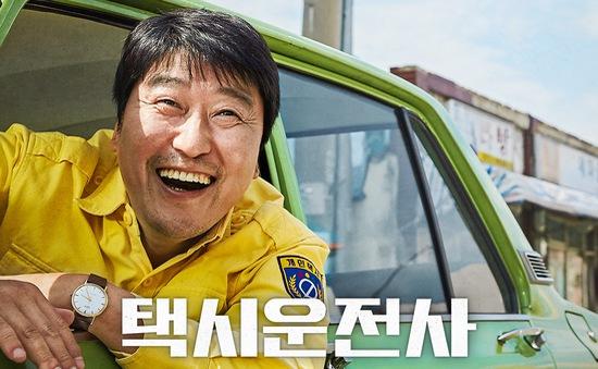 A Taxi Driver lập kỷ lục mới cho điện ảnh Hàn trong năm 2017