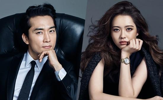"""Song Seung Hun xác nhận """"cặp kè"""" với ngọc nữ Go Ara"""