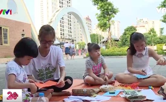 Việc tử tế: Dạy các em nhỏ học sống xanh