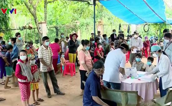 Nhiều bệnh nhân điều trị sốt rét ở Bình Phước bị kháng thuốc
