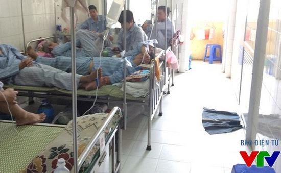 Không nên chủ quan dù sốt xuất huyết có dấu hiệu giảm